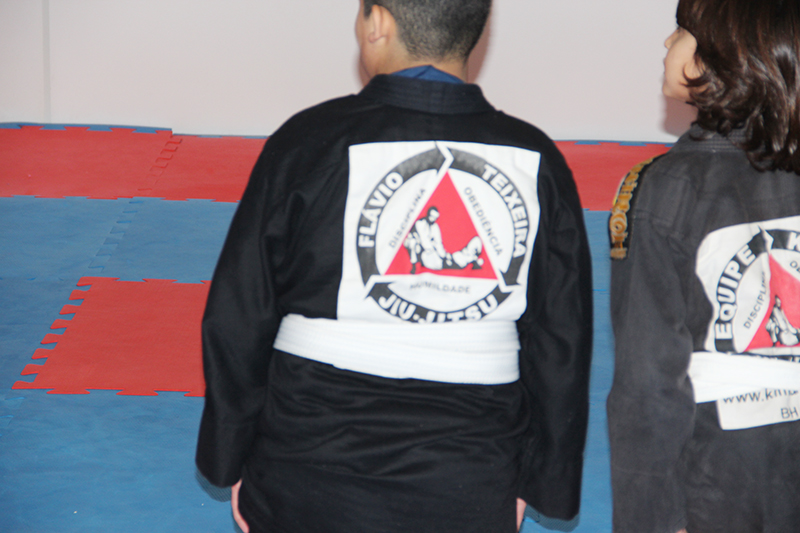 Os Benefícios do JIU-JITSU no combate ao BULLYING